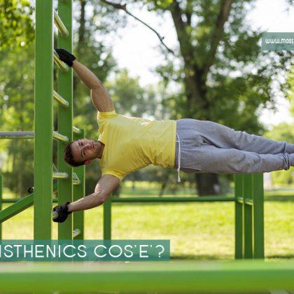 Esercizi e ginnastica calistenici